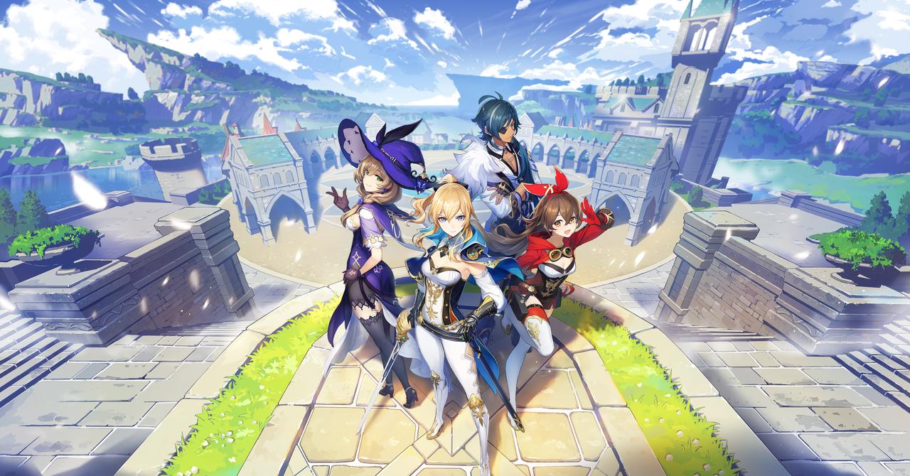 'Genshin Impact' es demasiado bueno para ser un 'clon de Zelda'