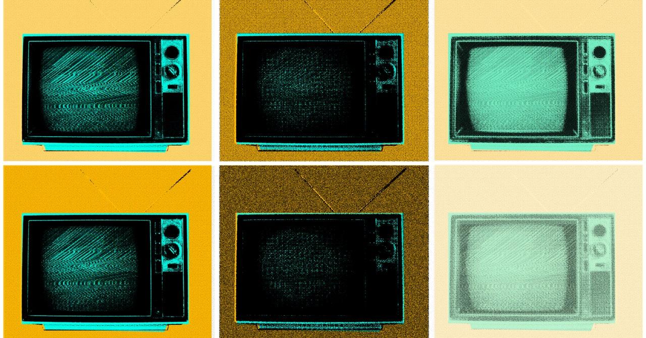 Pluto TV y la alegría nostálgica de la televisión directa