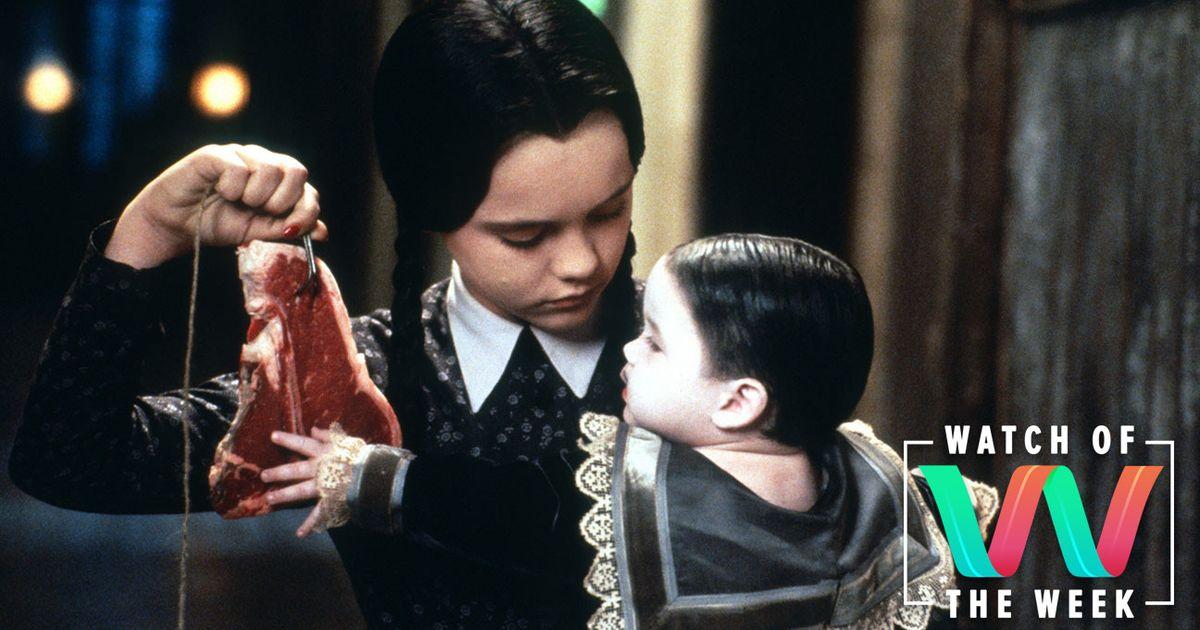 'Addams Family Values' es la mejor película de Acción de Gracias para 2020