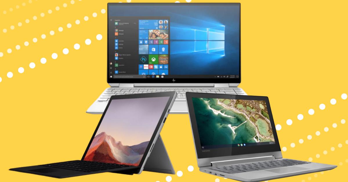 Ahorre en HP, Lenovo, MacBooks y más