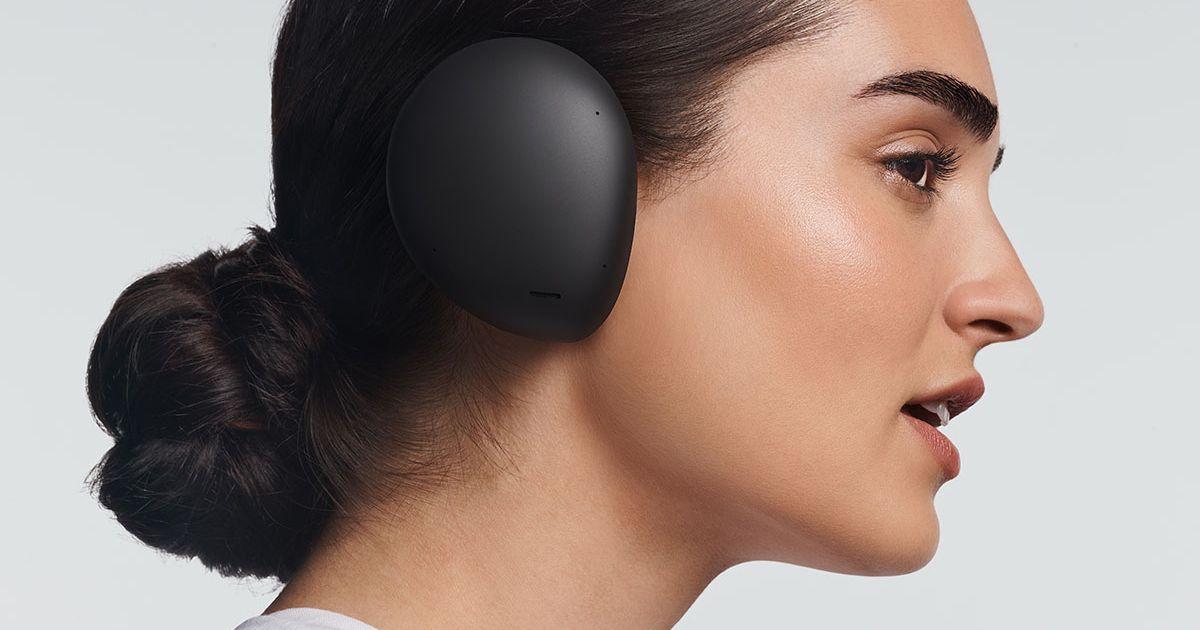 Auriculares que funcionan como altavoz Bluetooth