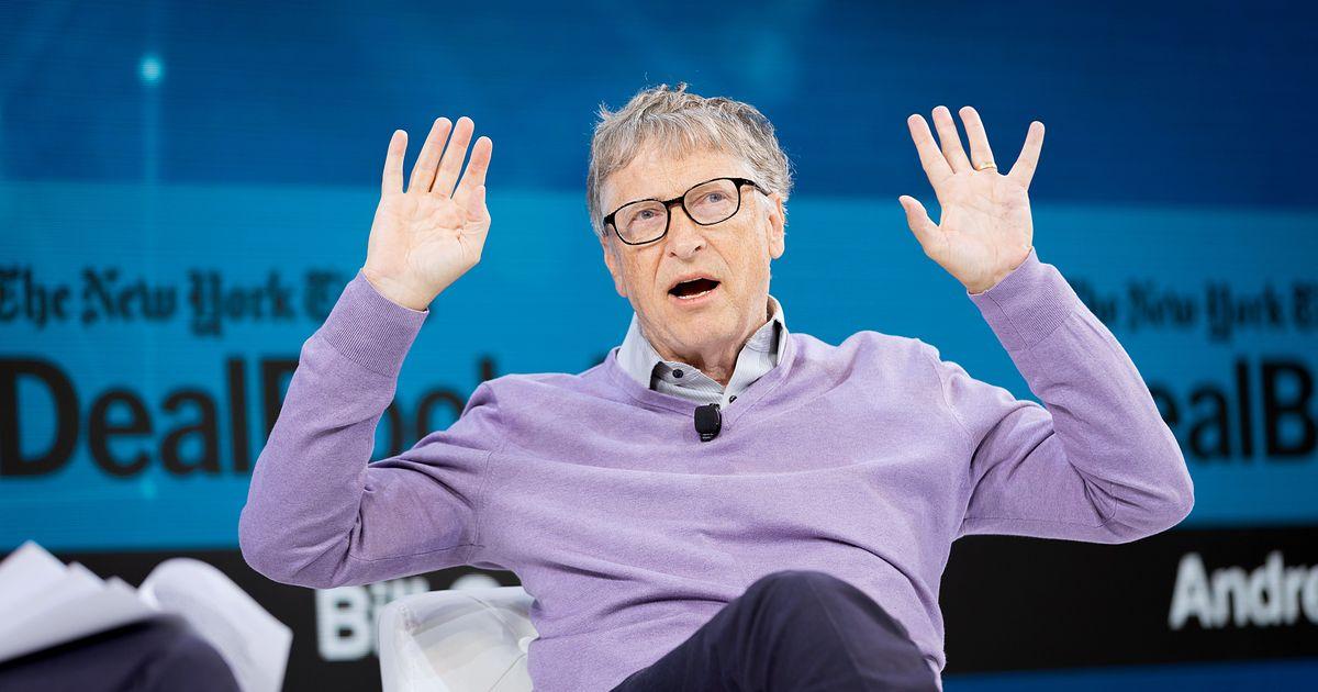 Bill Gates no esperaba todas las teorías de conspiración de COVID-19