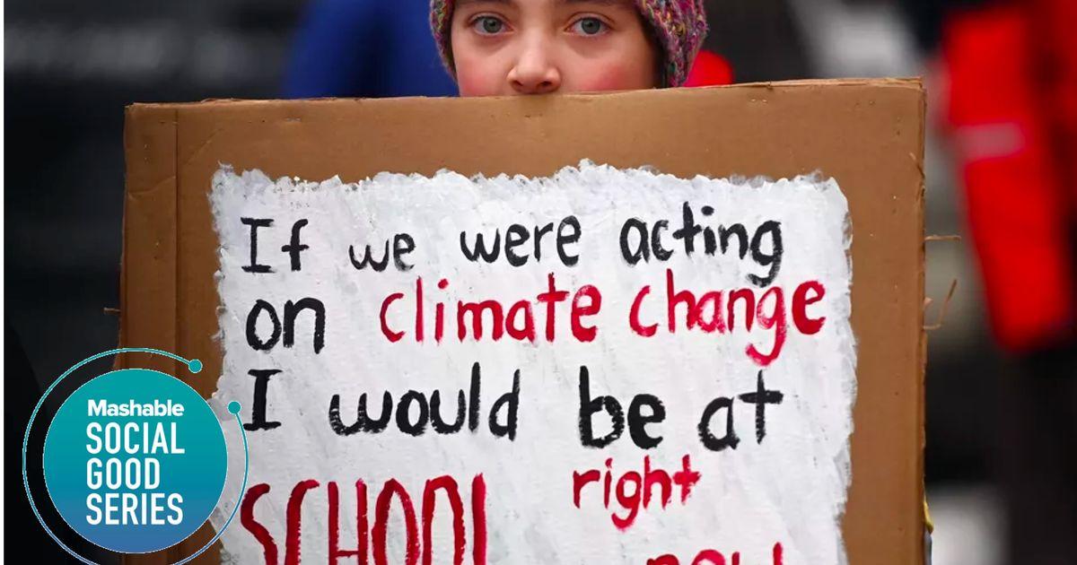 Cómo iniciar una huelga climática en tu escuela