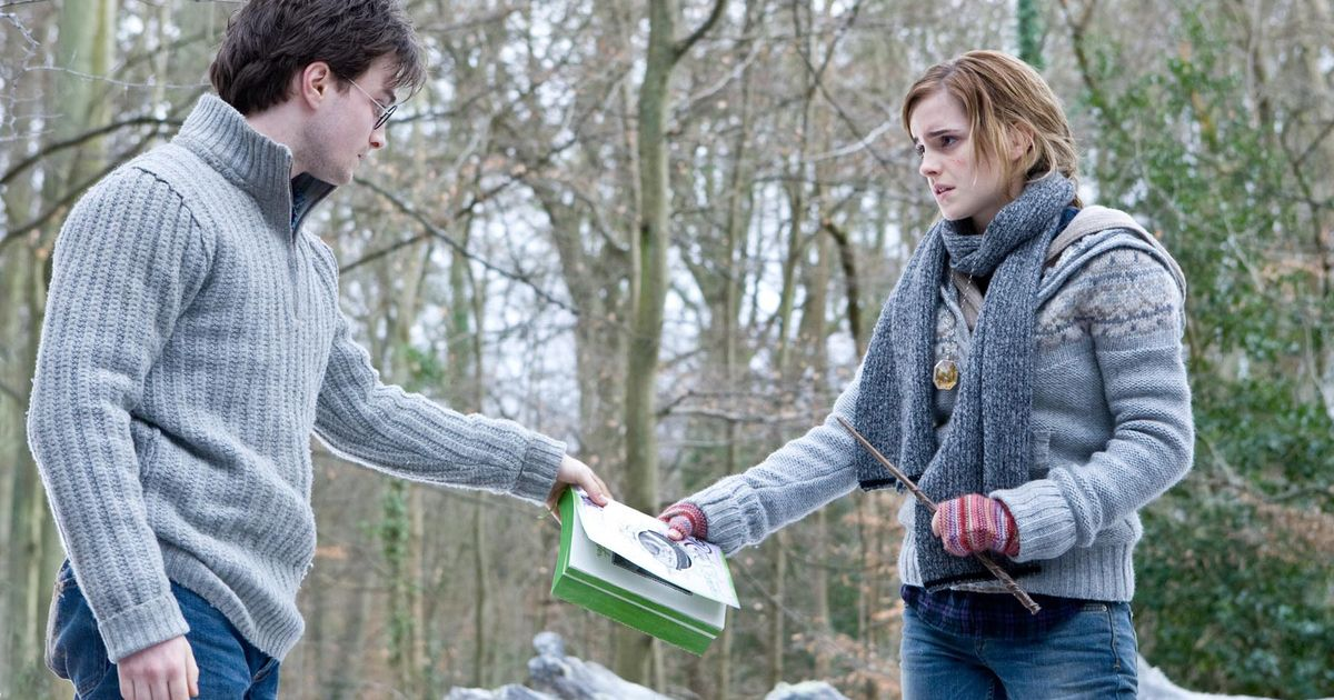 'Deathly Hallows - Part 1' es la mejor película de Harry Potter de la historia