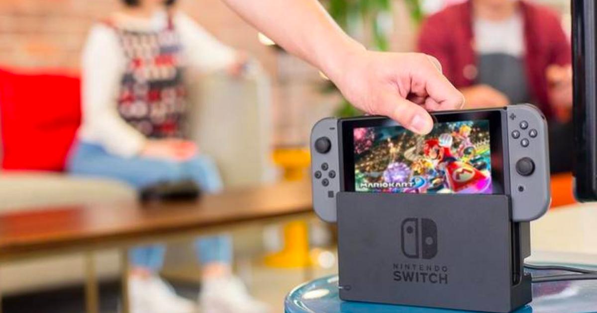 Dónde encontrar una Nintendo Switch disponible para el Black Friday