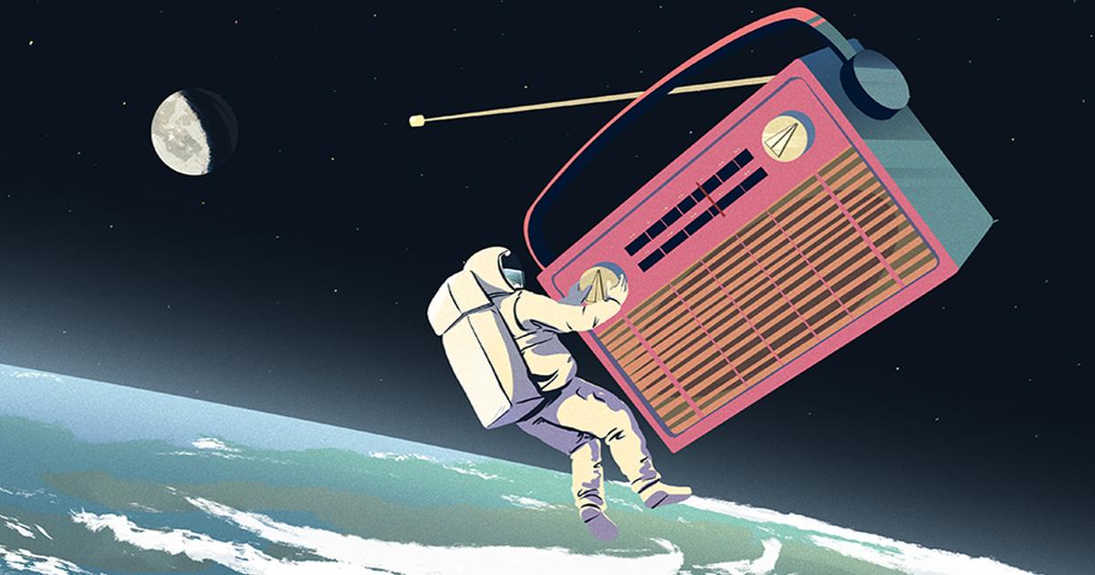 La complejidad de enviar sonidos hacia (y desde) el espacio