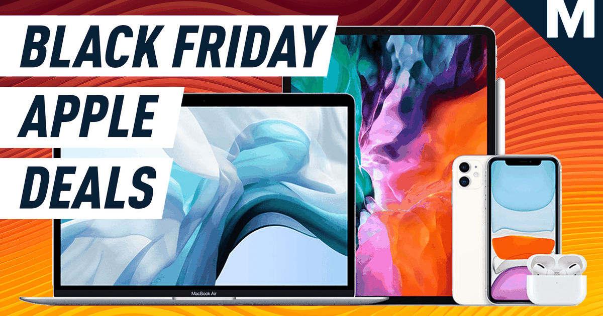 Las mejores ofertas de Apple del Black Friday en AirPods, MacBooks, iPads y Apple Watches