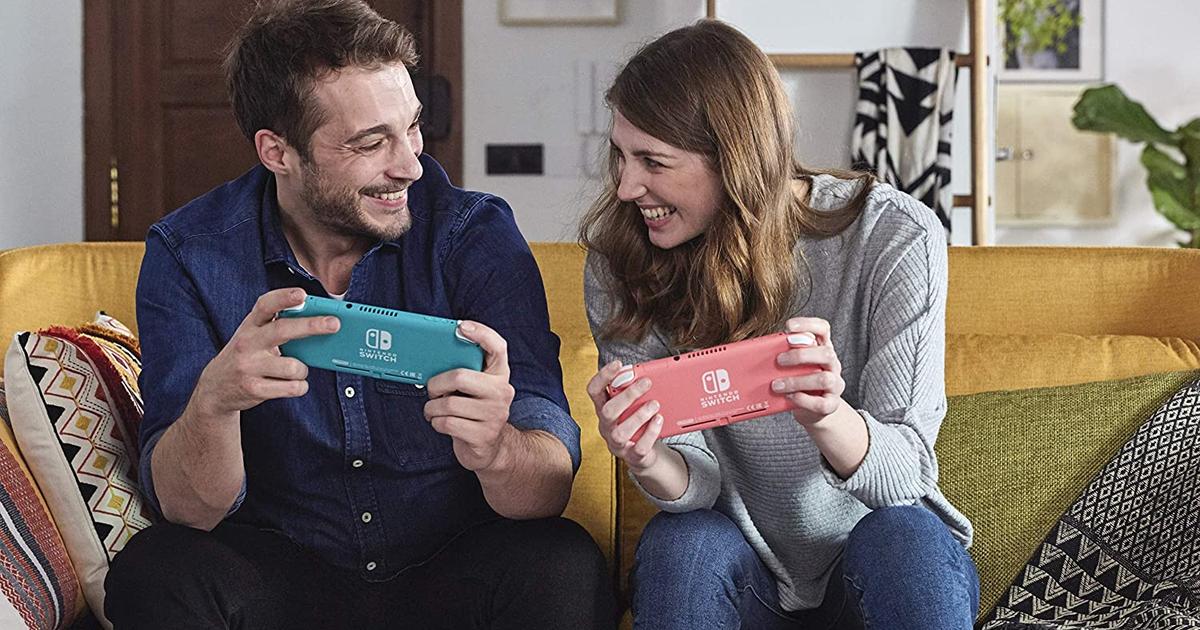 Las mejores ofertas de Black Friday Nintendo Switch 'Animal Crossing' (oferta en el Reino Unido)