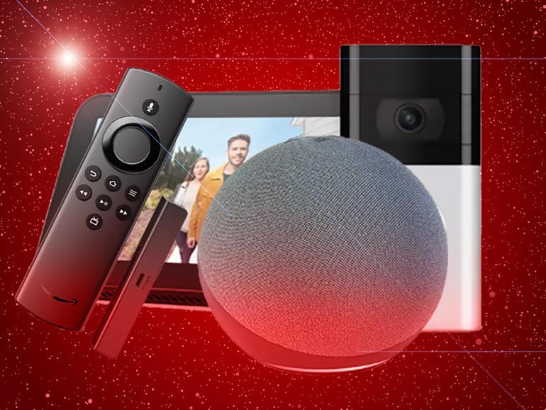 Ofertas de Amazon Black Friday: Echo, Kindle, Fire TV y más