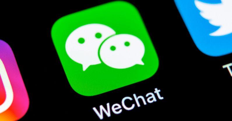 Por que el impulso de Trump para prohibir WeChat sería duro para la diáspora china