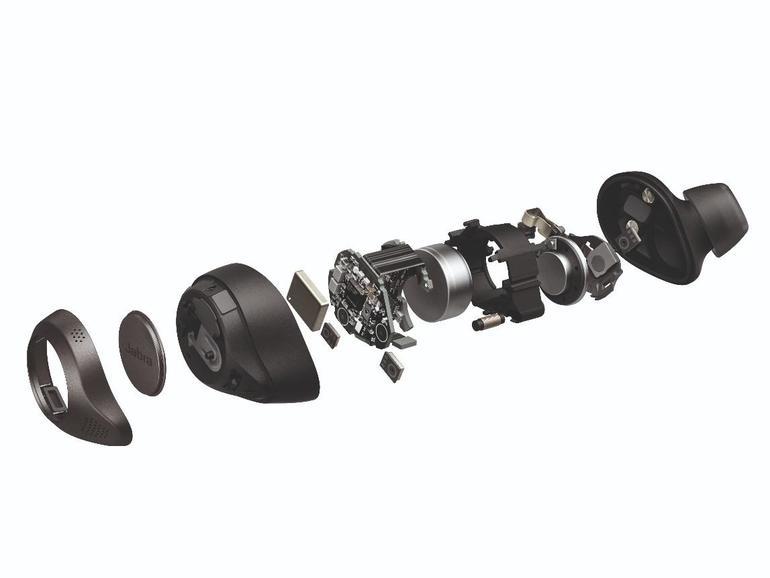 Revisión de Jabra Elite 85t: potente ANC en un factor de forma de auriculares, seis micrófonos para revisión de llamadas