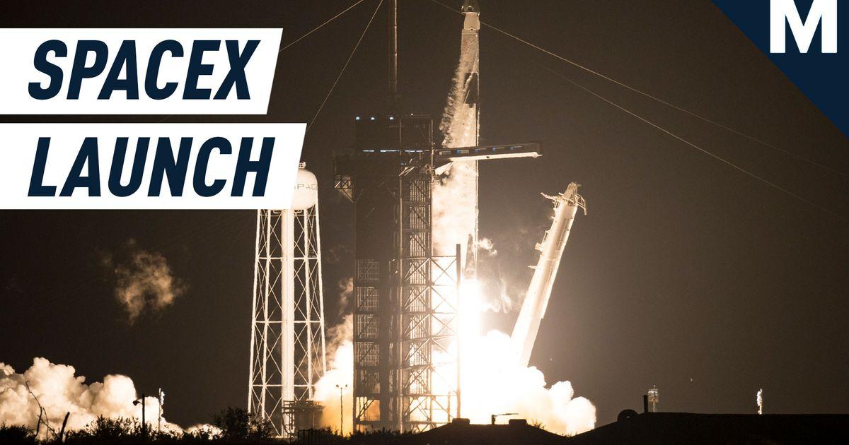SpaceX lanza cuatro astronautas al espacio, marcando una nueva era de vuelos espaciales