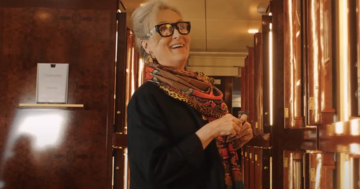 Tráiler de HBO Max 'Let Them All Talk' con Meryl Streep: Mira