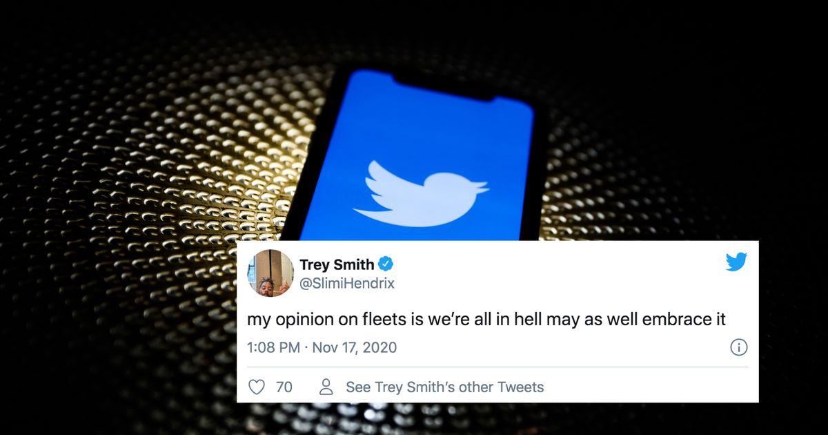 Twitter presentó Fleets y hay una verdadera reacción de amor / odio en línea