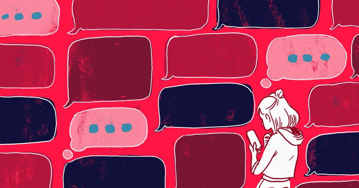 ¿Soy el idiota por ignorar los mensajes de texto grupales?