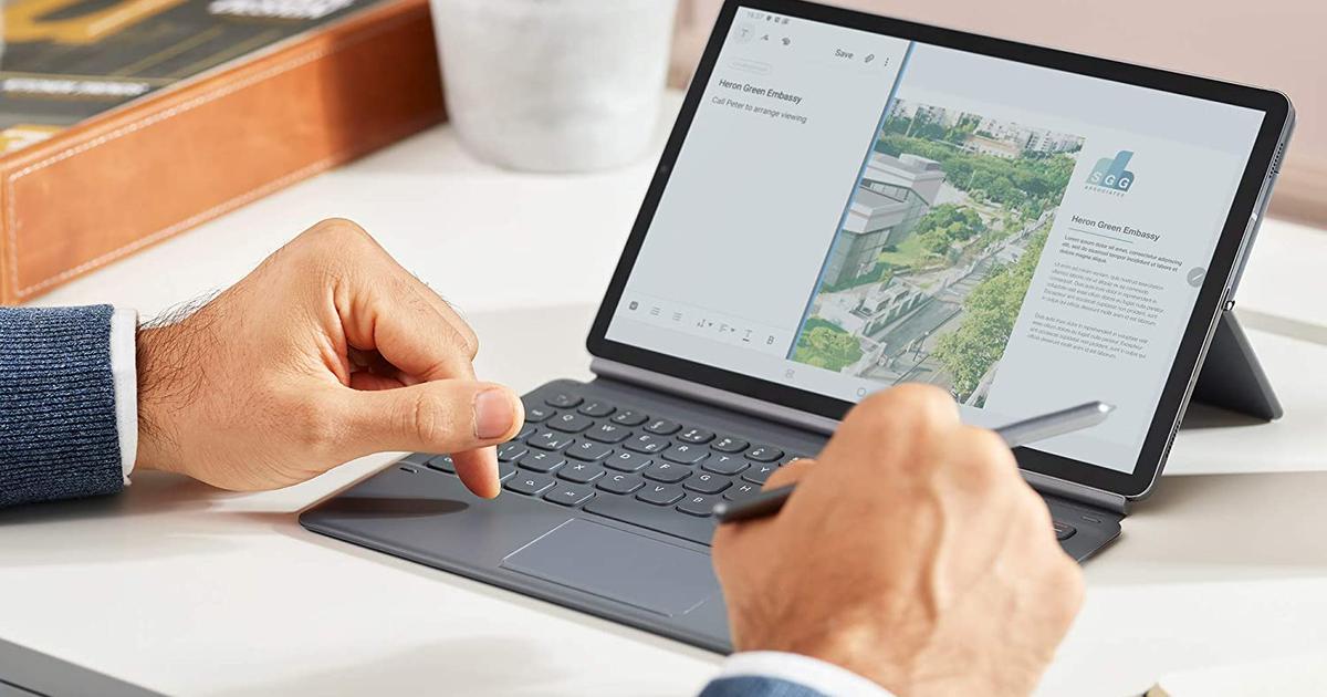 Ahorre hasta £ 140 en tabletas Samsung Galaxy (oferta en el Reino Unido)
