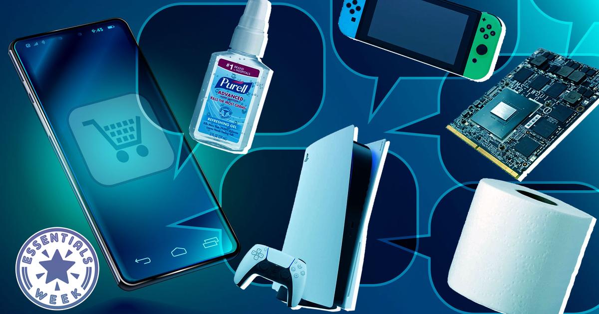 Cómo recibir alertas de existencias para todo, desde papel higiénico hasta una PS5