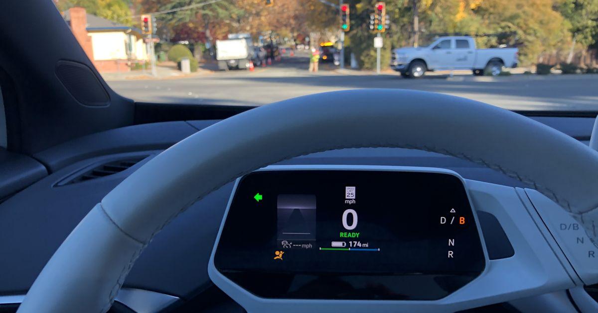 El ID.4 eléctrico de VW se siente mucho más personalizado que un Tesla
