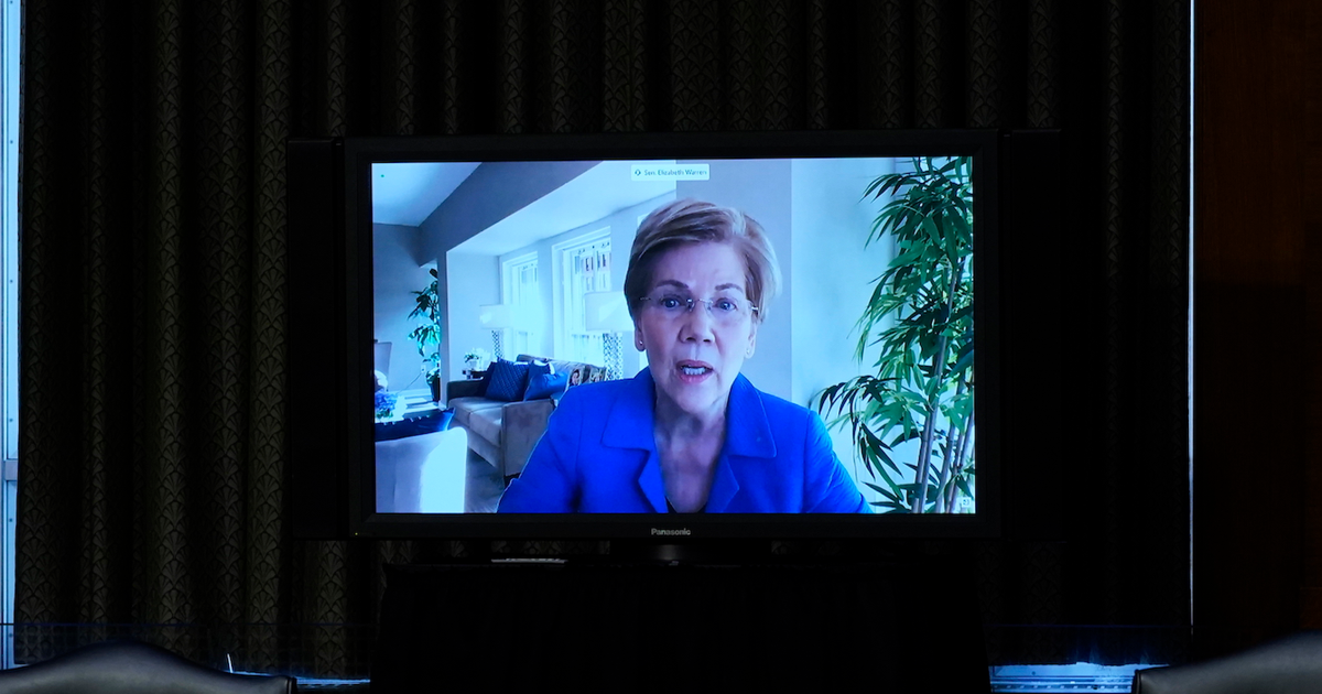 Elizabeth Warren odia Zoom tanto como tú