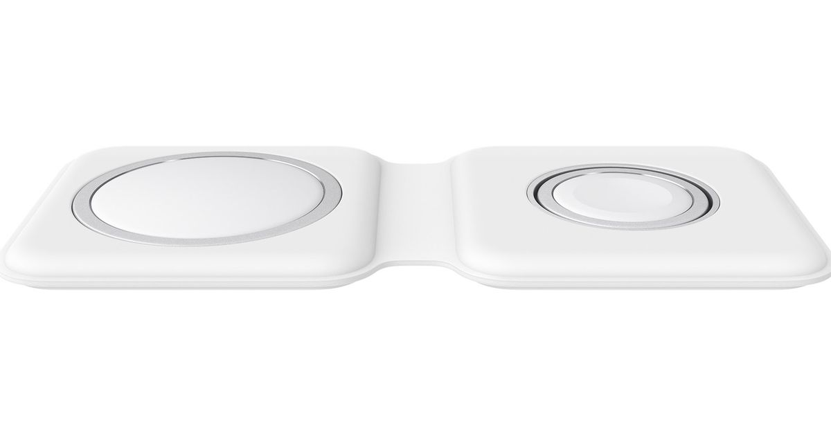 MagSafe Duo de Apple, que viene sin adaptador de corriente, no es compatible con el adaptador de 29 W de Apple