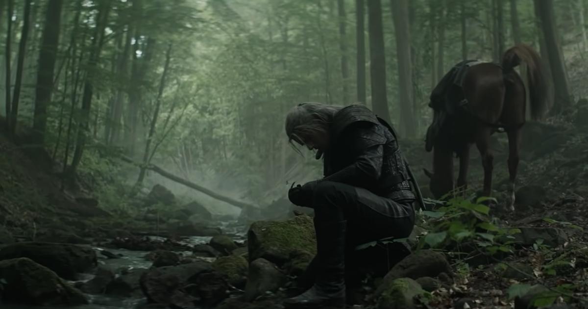 Mira este divertidísimo rollo de disparos de Netflix 'The Witcher'