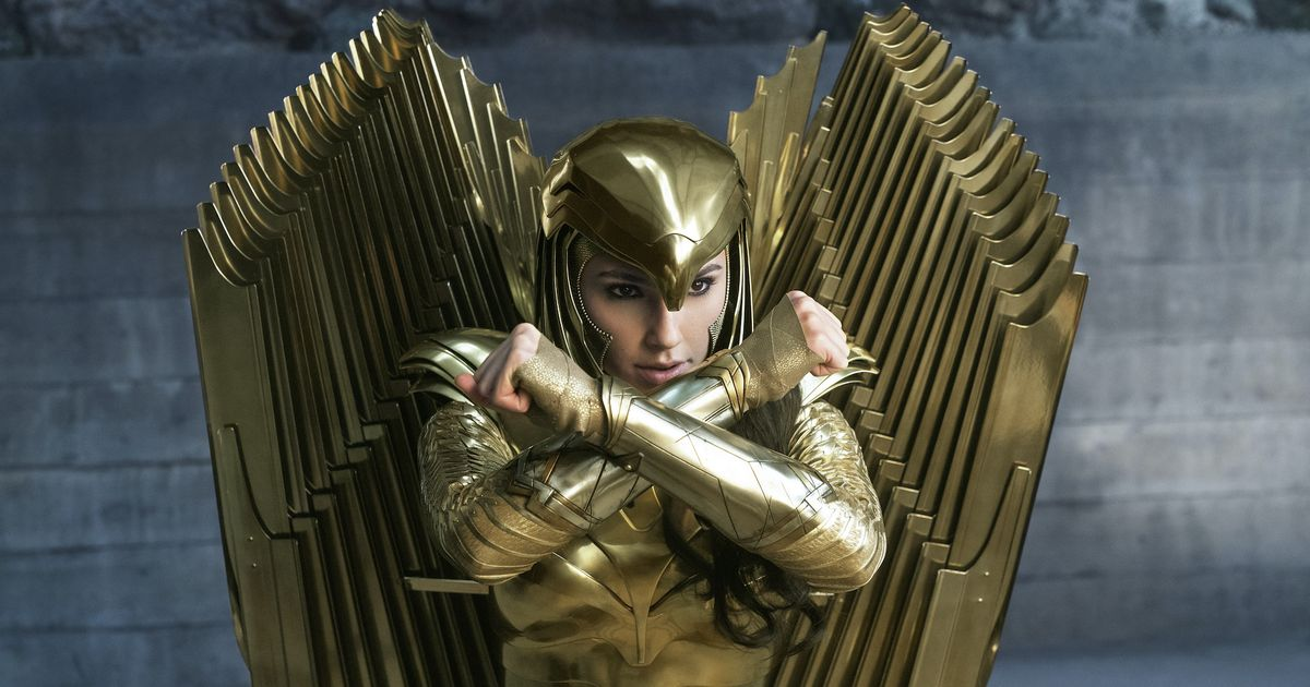 "Primera reacción a ""Wonder Woman 1984"": Maravillosa, esperanzadora, original"