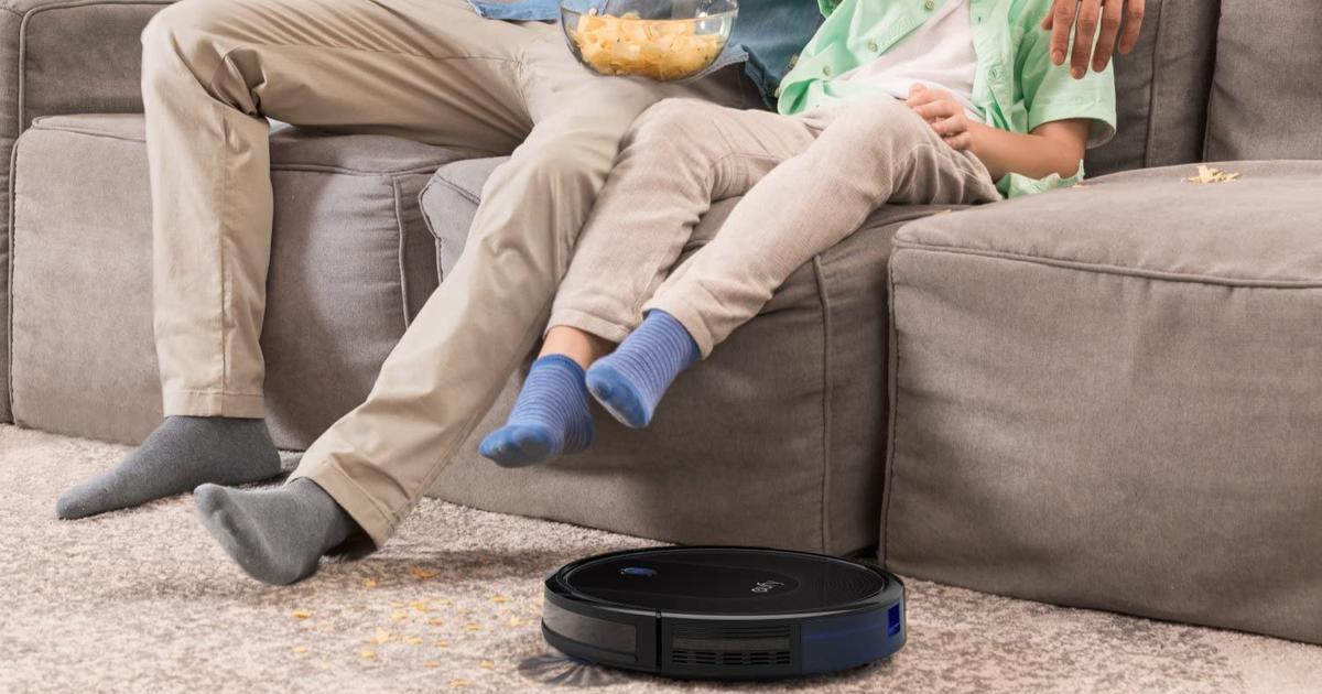 Ahorre hasta $ 104 en las aspiradoras robotizadas Eufy