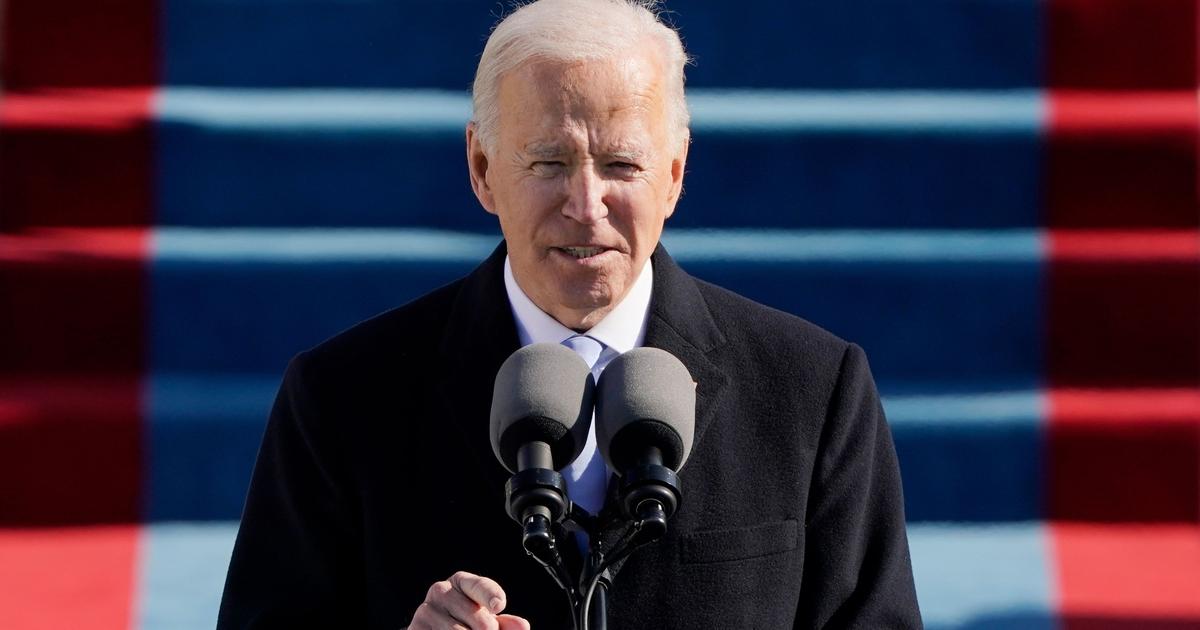Biden juró decirnos la verdad.  Necesitamos poder creerlo.