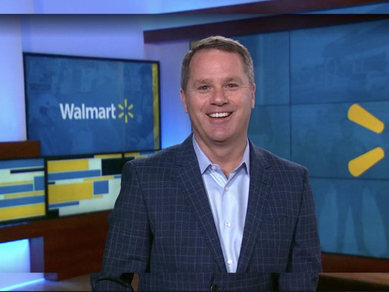 CES 2021: 'La tasa de ejecución de la empresa en el futuro será más rápida para siempre', dice McMillon, CEO de Walmart