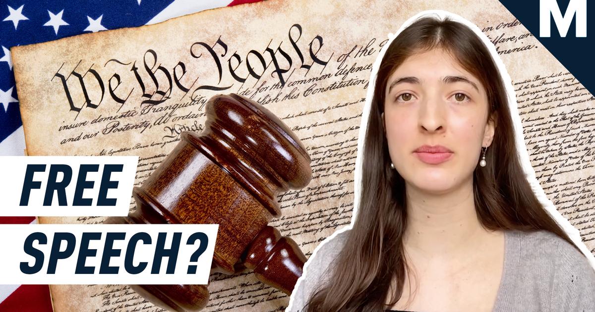 Cómo saber si usted (o Donald Trump) violó la Primera Enmienda
