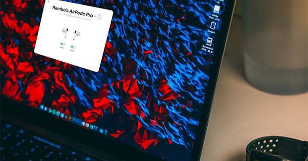 Haz que conectar tus AirPods a tu Mac sea aún más fácil con esta aplicación