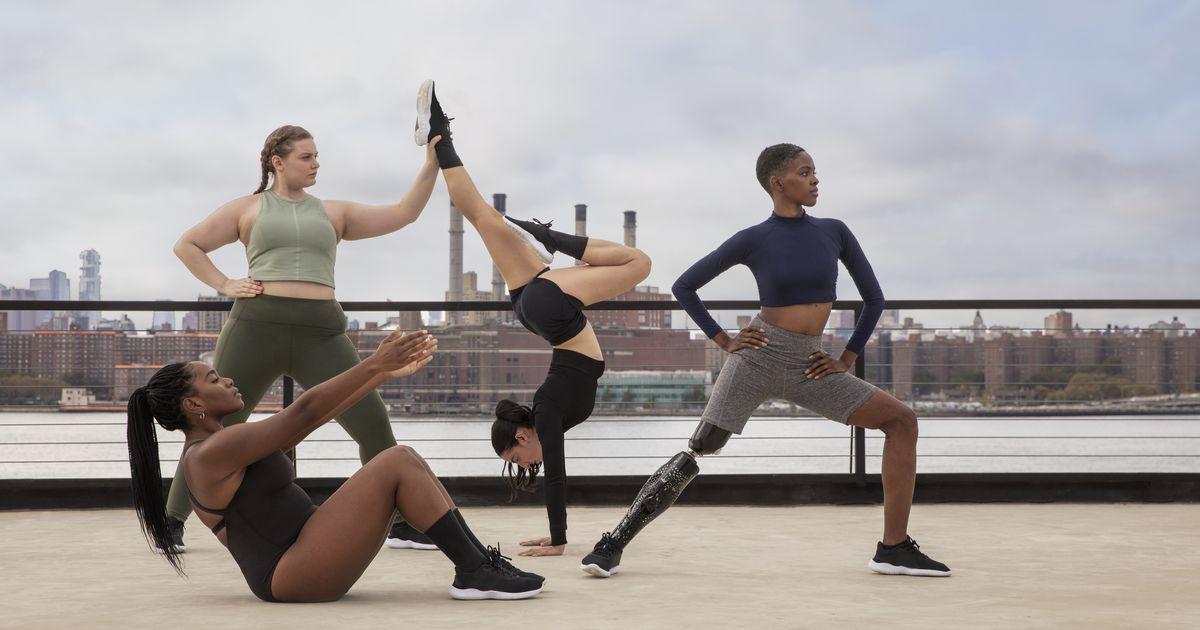 Hice yoga caliente con la nueva ropa deportiva de Thinx