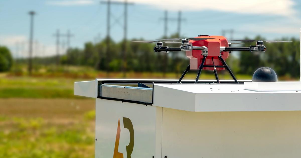 La FAA aprueba los primeros drones comerciales autónomos