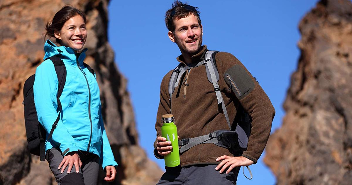Las mejores botellas de agua reutilizables del Reino Unido: manténgase hidratado en 2021