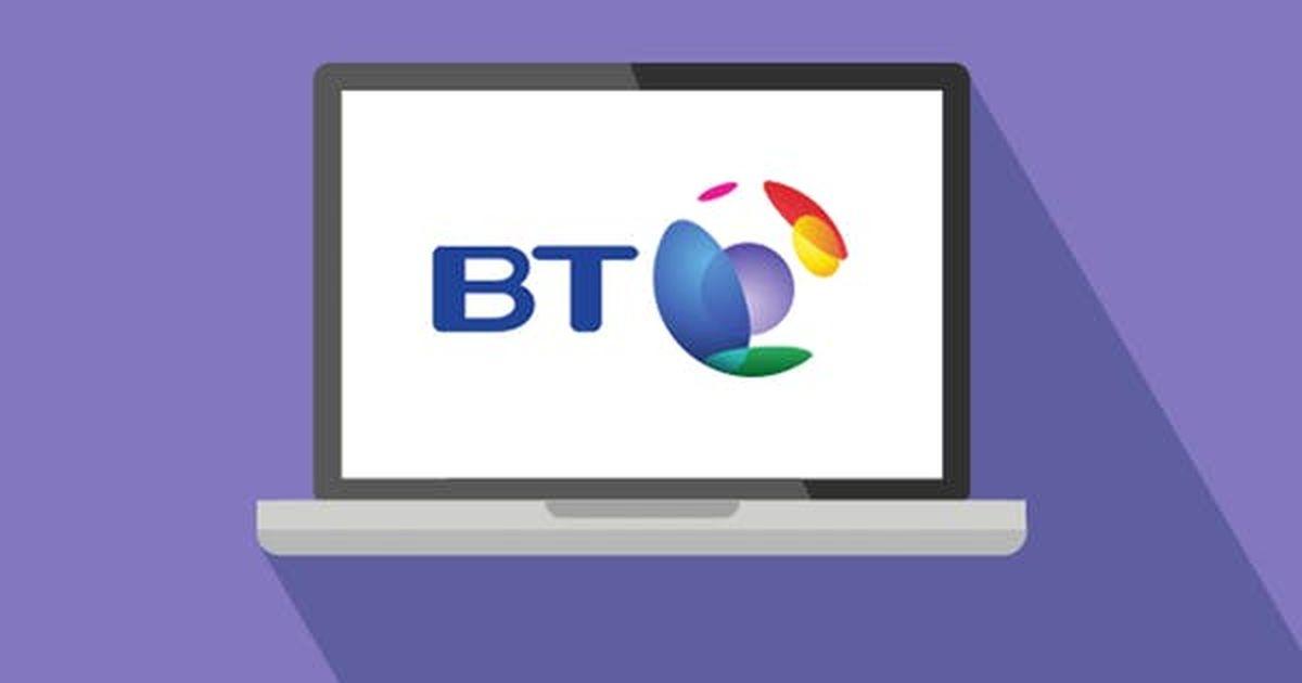 Las mejores ofertas de banda ancha de BT en el Reino Unido