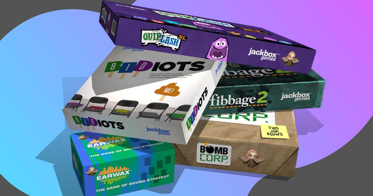 Las mejores ofertas en Jackbox Party Pack (para PS4): Ahorre hasta un 45%