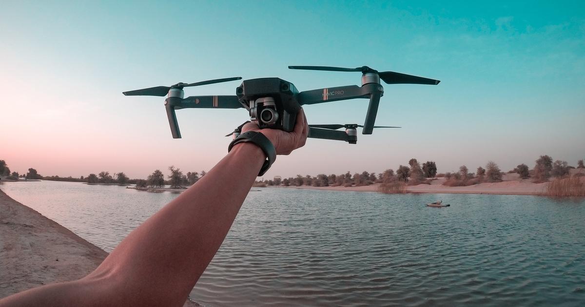 Los mejores drones con cámaras del Reino Unido