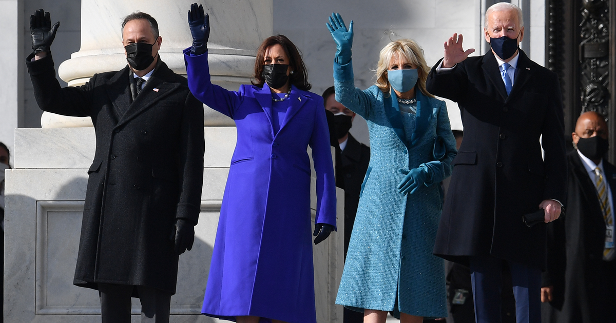 Los mejores memes del día de la inauguración del presidente Joe Biden