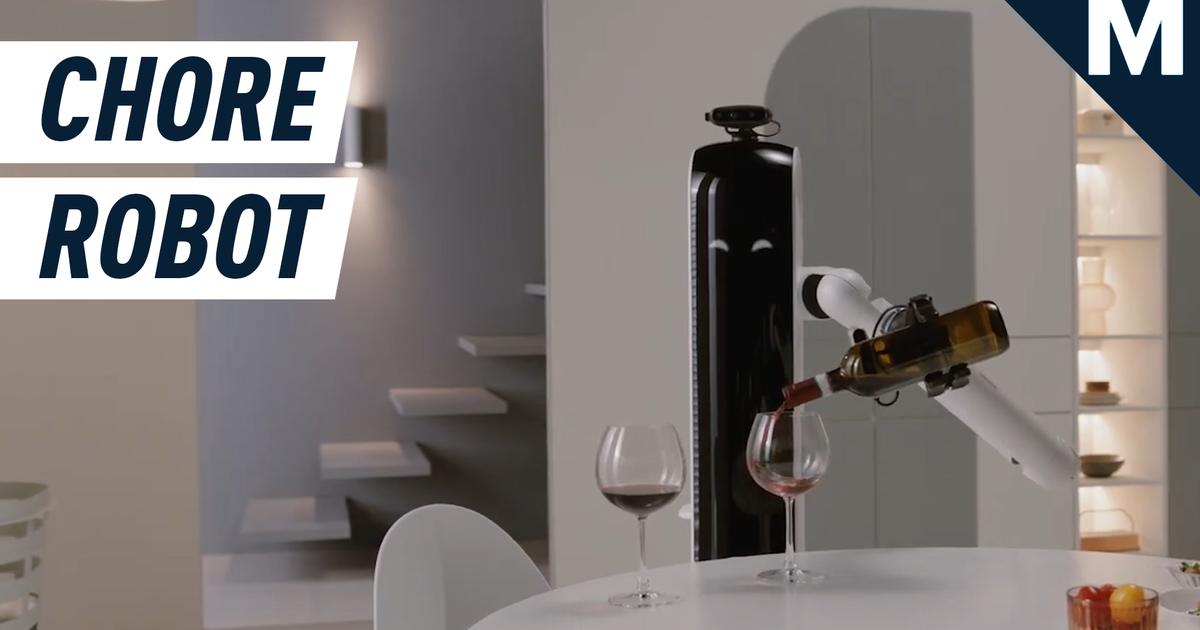 Los nuevos robots de Samsung pueden mantenerse al día con las tareas del hogar para que usted no tenga que hacerlo