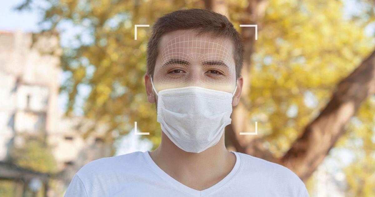 NEC dice que el nuevo sistema de reconocimiento facial no se detiene con máscaras