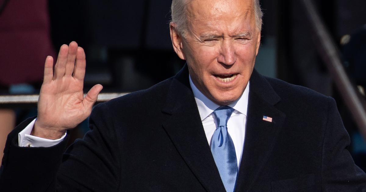 QAnon se está derrumbando después de la investidura de Joe Biden