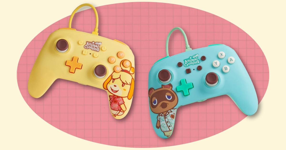 Reserva 2 nuevos diseños de 'Animal Crossing'