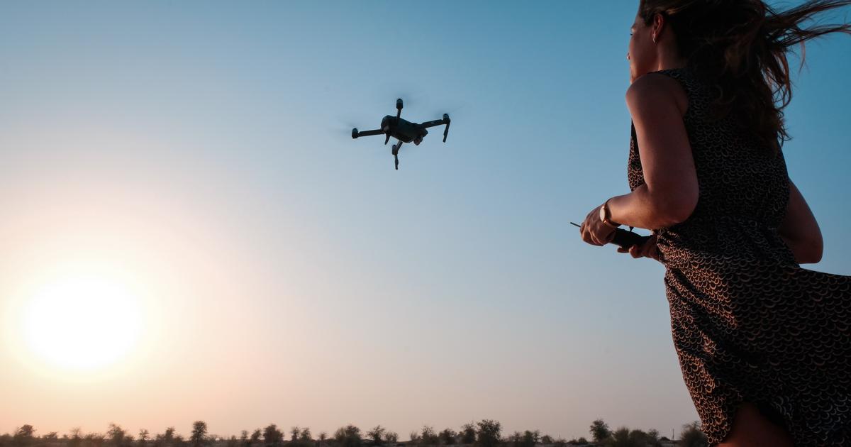 Surca los cielos con 5 de los mejores drones