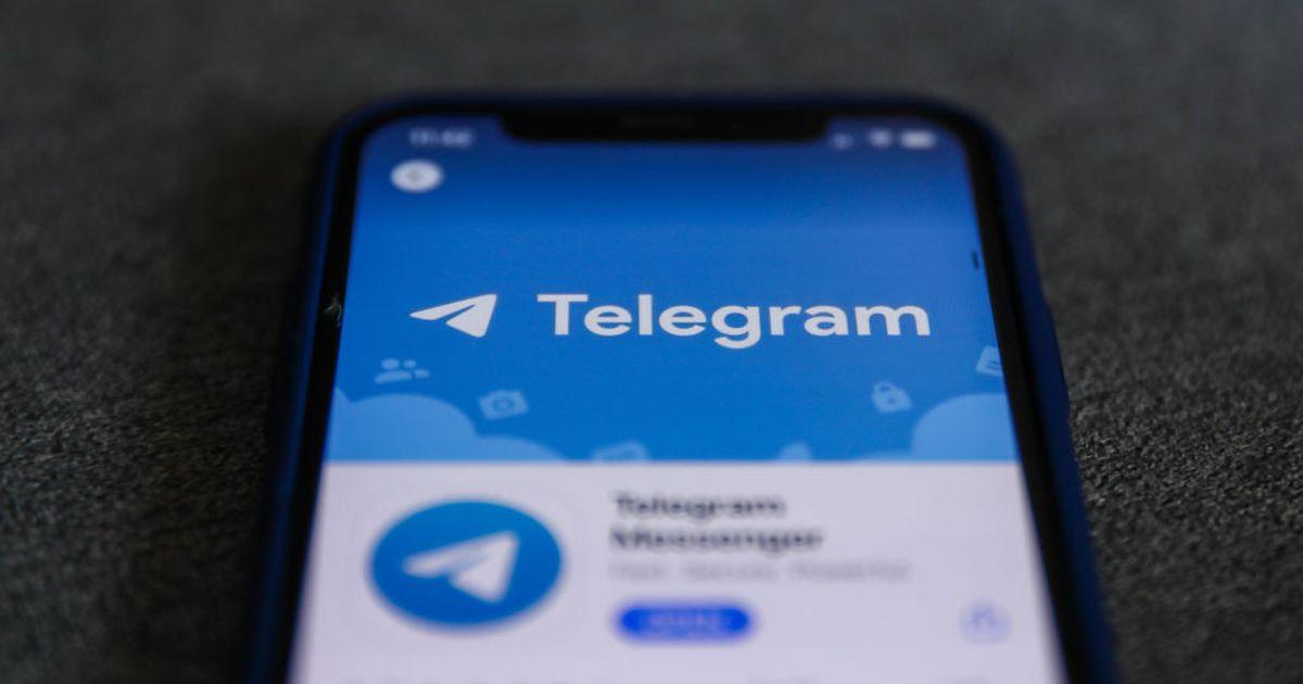Telegram bloquea 'docenas' de canales que piden violencia
