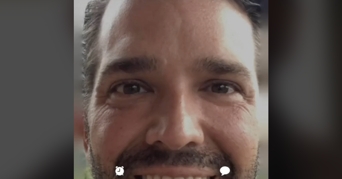 TikTok convierte las malas ideas de Trump Jr. en divertidas llamadas FaceTime