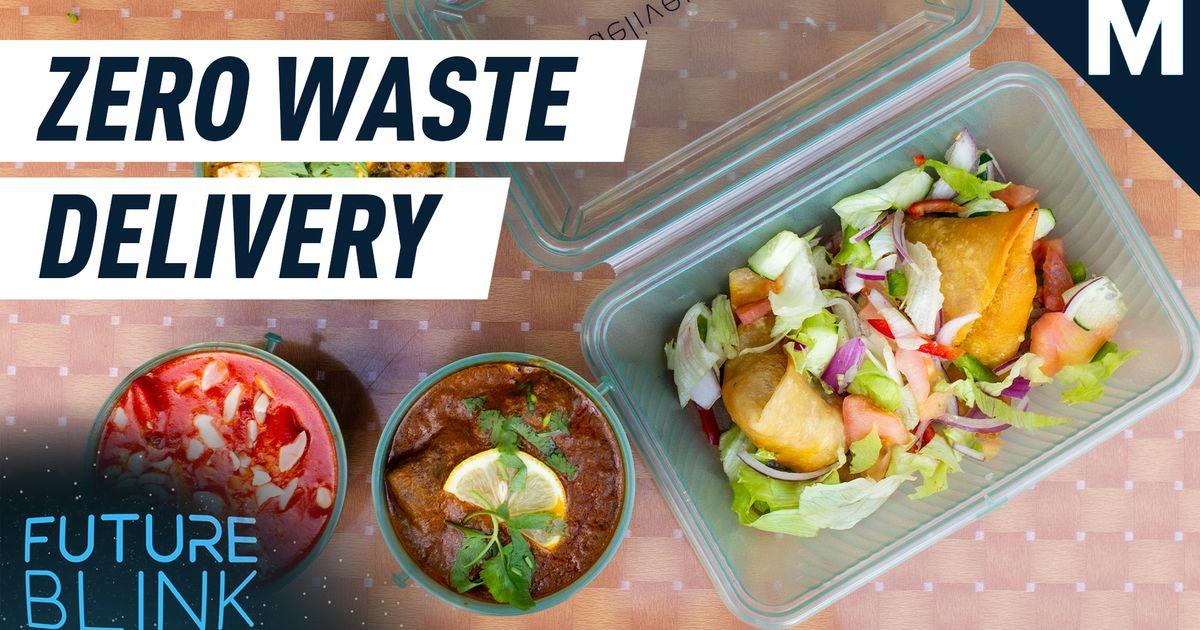 Un servicio de entrega de Nueva York está sacando la basura de la comida para llevar - Future Blink