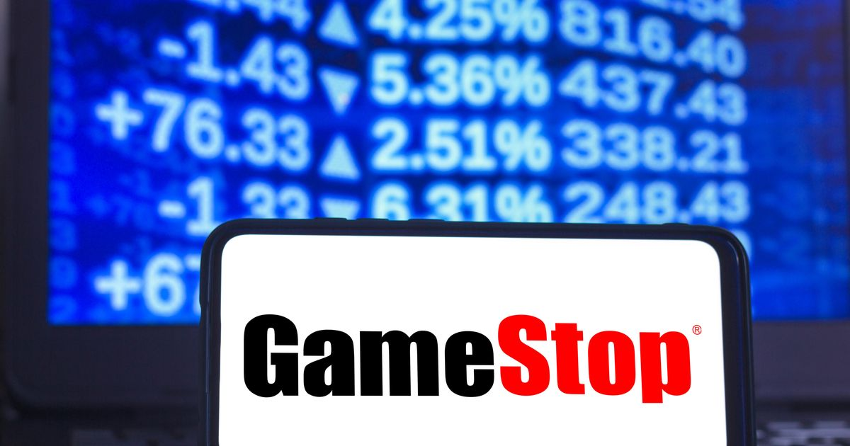 ¿Los bots ayudaron a impulsar GameStop y las 'acciones de memes'?  Un nuevo informe dice que sí.