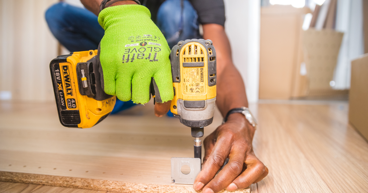6 de los mejores taladros inalámbricos para trabajar en su hogar