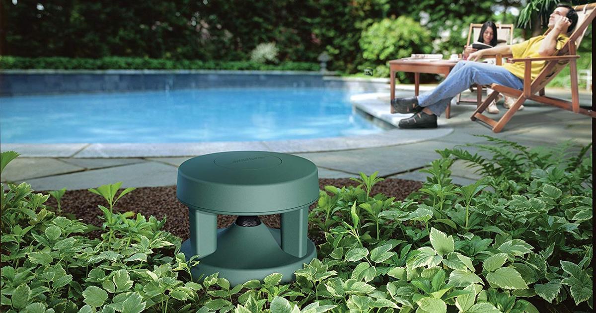 8 de los mejores altavoces para exteriores para su jardín o patio