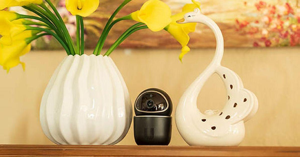 Esta cámara de seguridad para el hogar era una de las favoritas en CES, y está en oferta